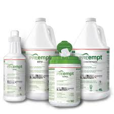 Accel Preempt Disinfectant and Cleaner Family