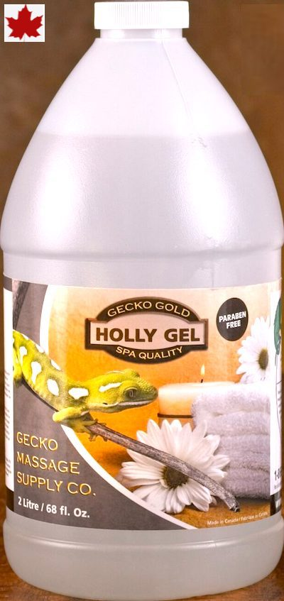 Gecko Holly Gel