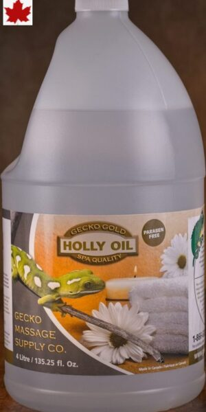 Gecko Gold Holly oil