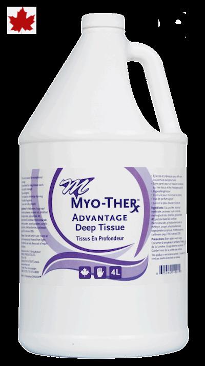 Myo-ther Advantage Deep Tissue Massage Cream