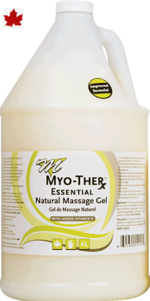 Myo-ther Essential Natural Massage Gel