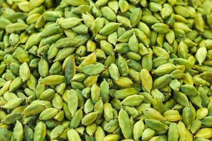 Cardamom Organic (Elettaria Cardamomum)