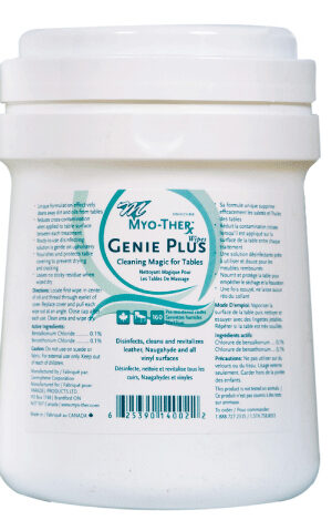 Genie Plus Table Cleaner Wipes (160 count)