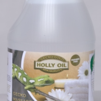 Gecko Holly Oil – 4L