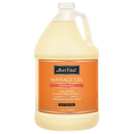 Bon Vital Original Massage Gel 4ltr