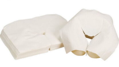 Disposable Headrest Face Cushion Covers - 100 count