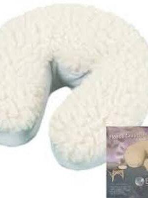 Earthlite Fleece Crescent Headrest Cover