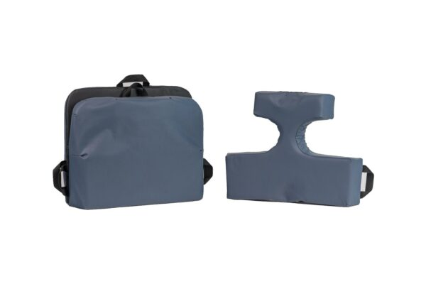 Body Support mini cushion with chest and breast protector
