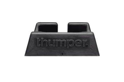 Thumper Maxi Pro Foot rest front view