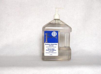 First Response hand Sanitiser Gel 1.89ltr
