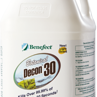 Benefect Decon30 Disinfectant 4ltr