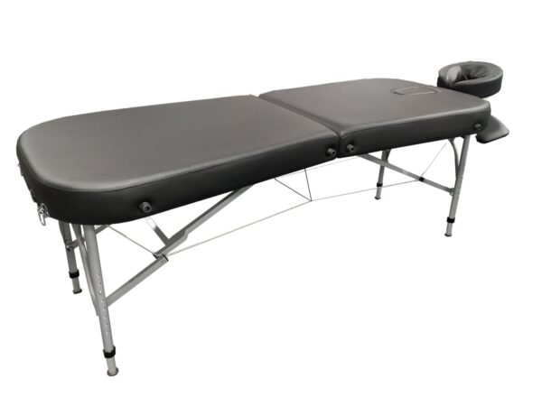 Ultralight Aluminium Massage Table Sideview
