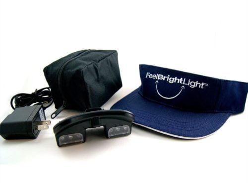 Feel Bright Light Visor