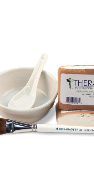 Therabath Paraffin Wax Facial Kit